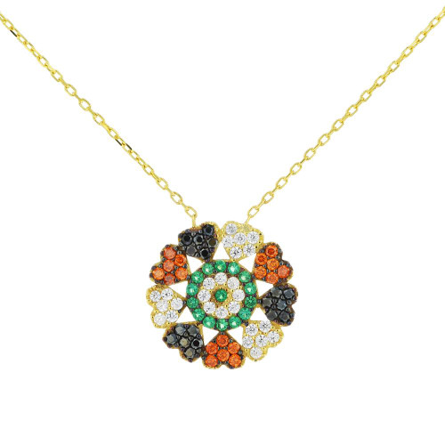 Turkish CZ Nano Necklace