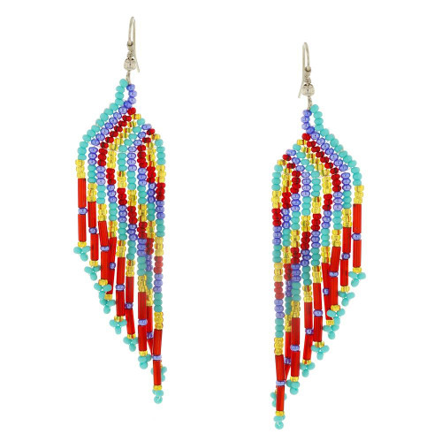 Spirit of Nature Rainbow Earrings