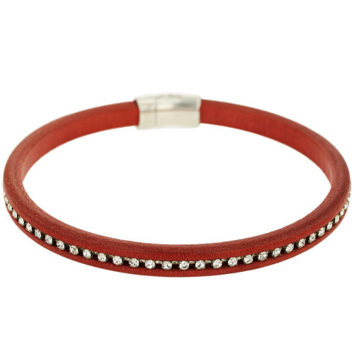 Red Crystal Choker