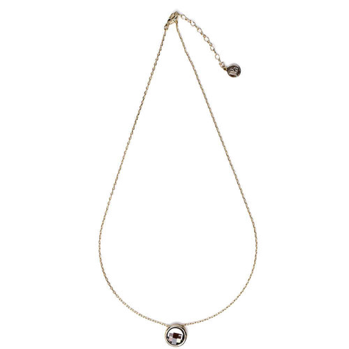 Borun Smokey Gold Necklace