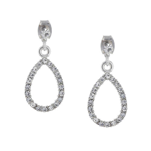 Glam Teardrop Earrings
