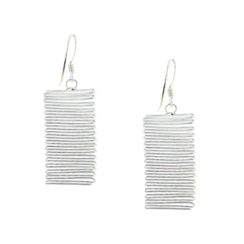 Cable Springs Earrings