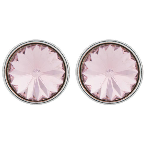 Twinkle Rose Stud Earring