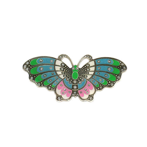 Spanish Butterfly Barrette
