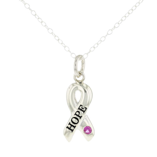 Hope for a Cure Necklace