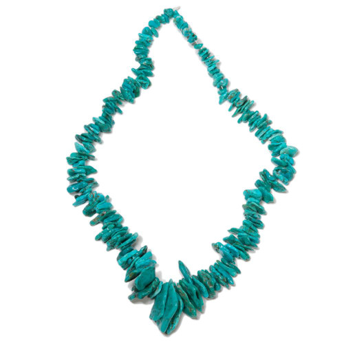 Turquoise Strand/String Necklace