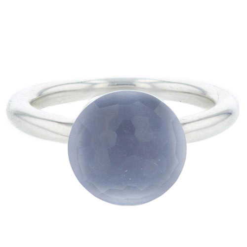 Blue Chalcedony Mademoiselle Ring
