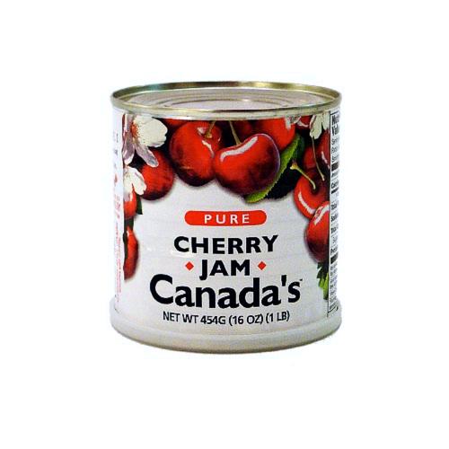 Canada's Cherry Jam