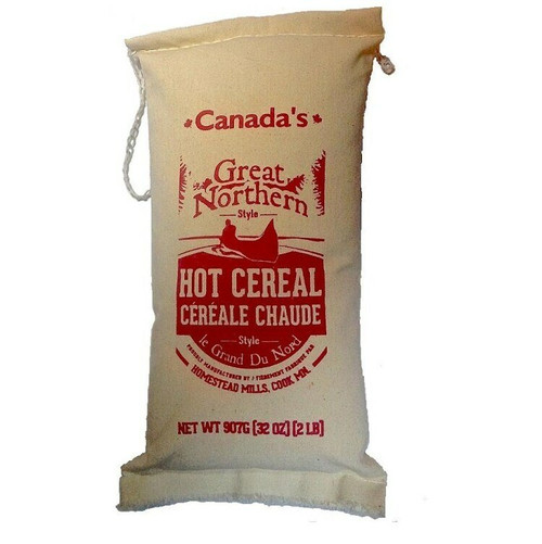 Canadas Great Northern Hot Cereal