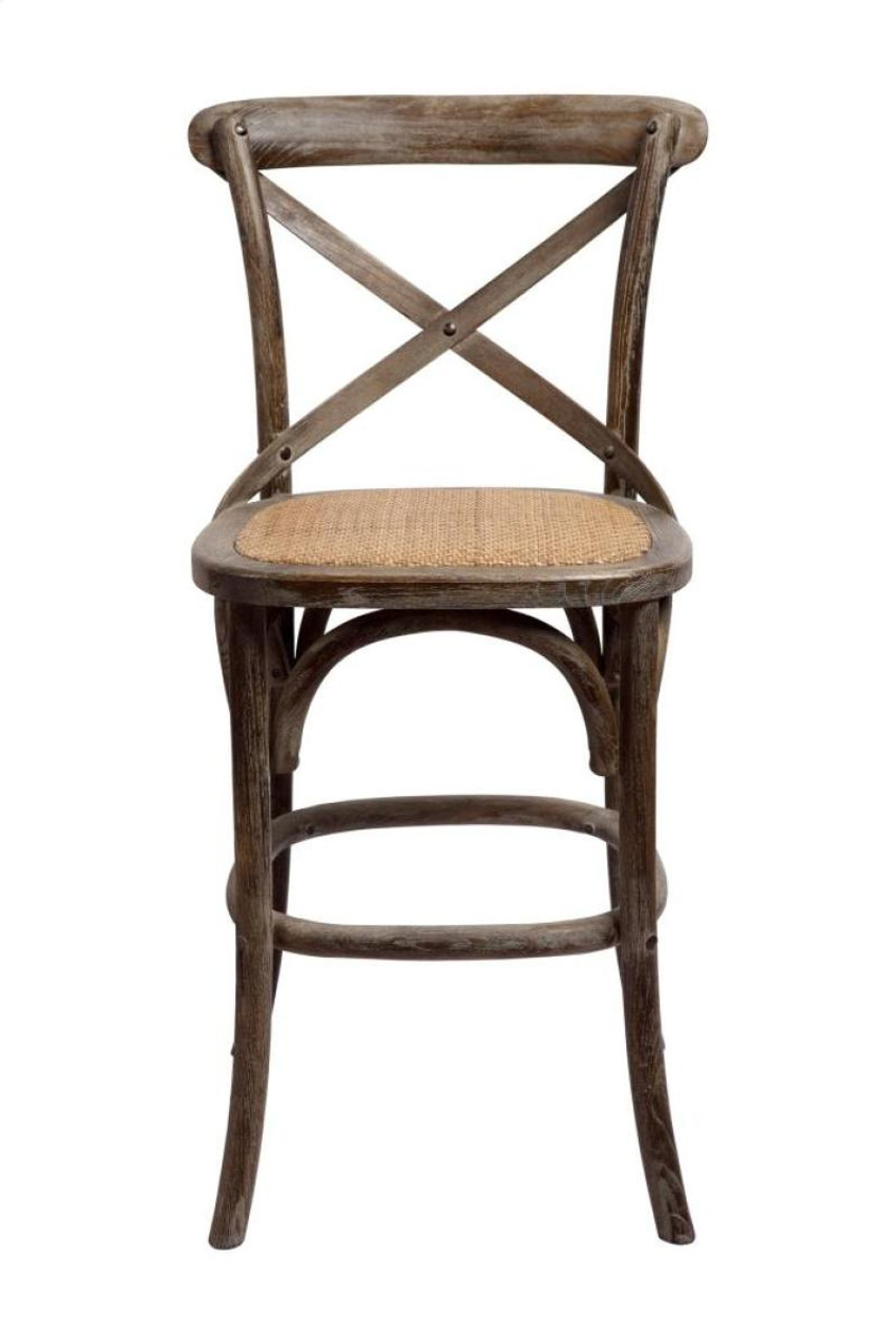 Bennett 24 In. X Back Stool