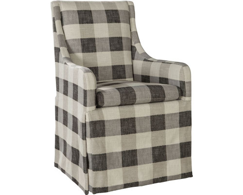 Dabney Arm Chair Skirted
