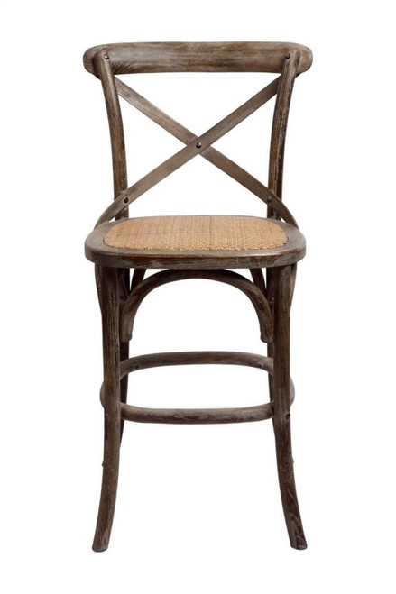 Bennett 24 in. X-Back Stool