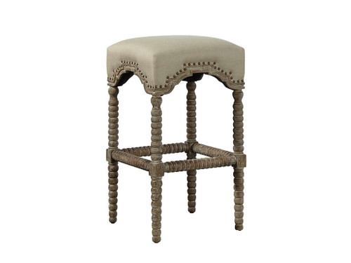 Exceptionnel Backless Castle Bar Stool