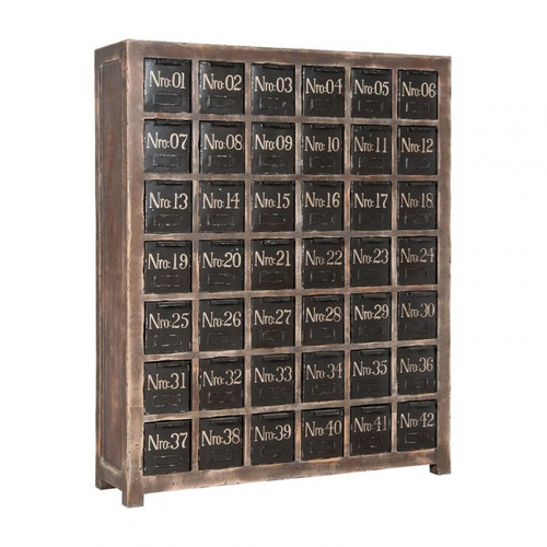 Artifacts Apothecary Cabinet