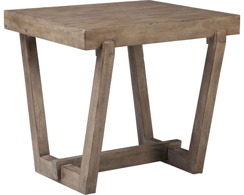 Camphor Tapered End Table