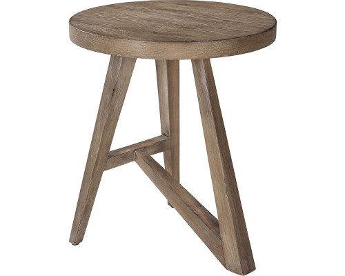 Bucktown Round Accent Table