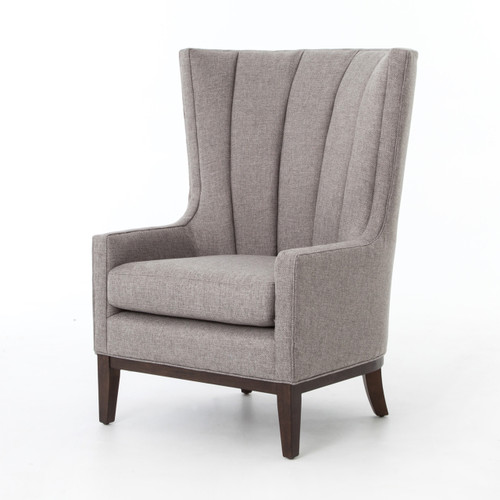 Channelled Wing Chair