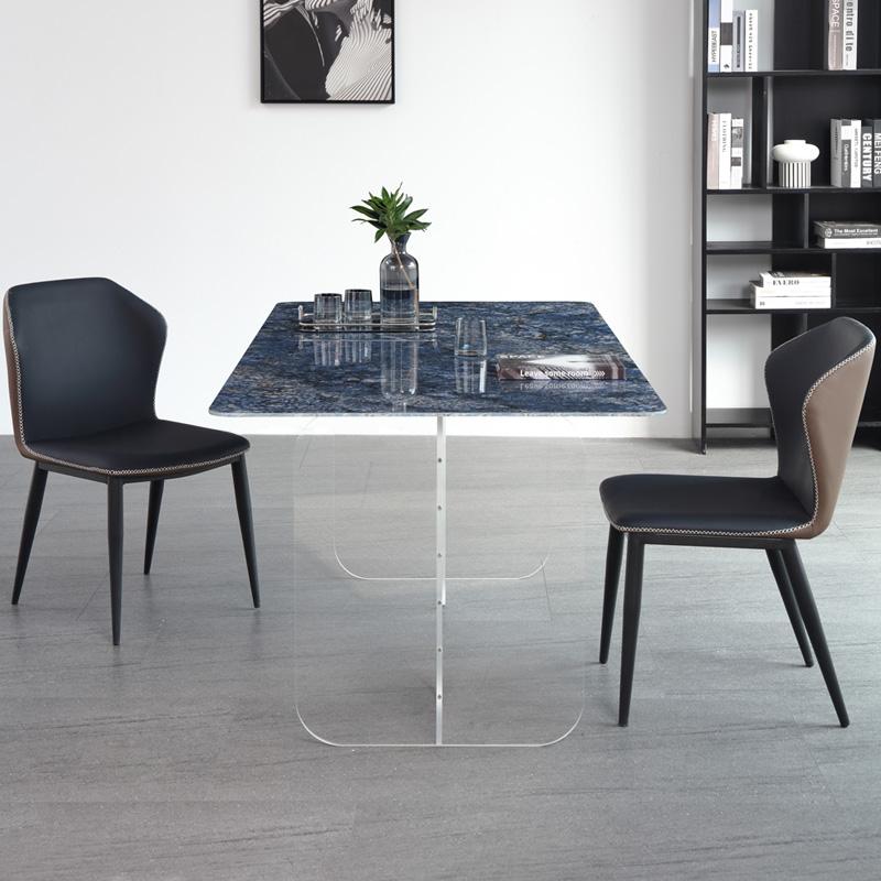 Lapis Lazuli, Office Dining Table (SKU: LF-20363)