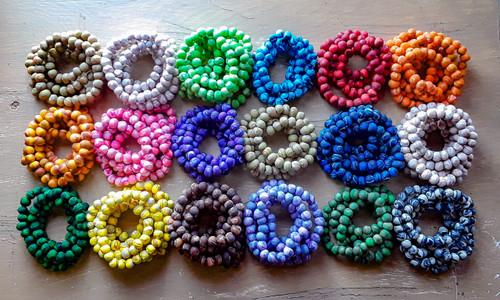 Hues of Meiko Beads