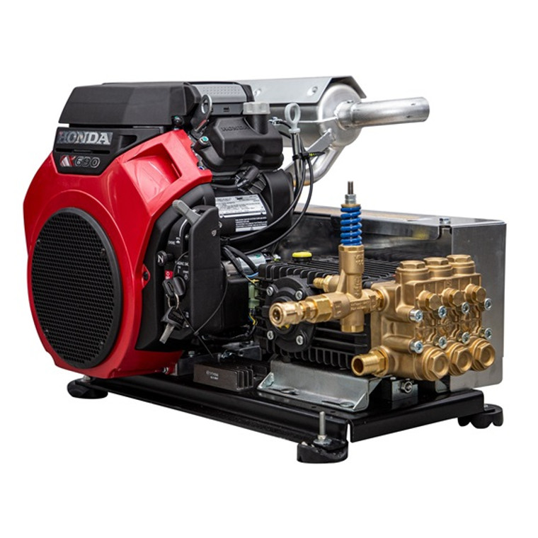BE 8.5 GPM at 3000psi Cold Water Pressure Washer