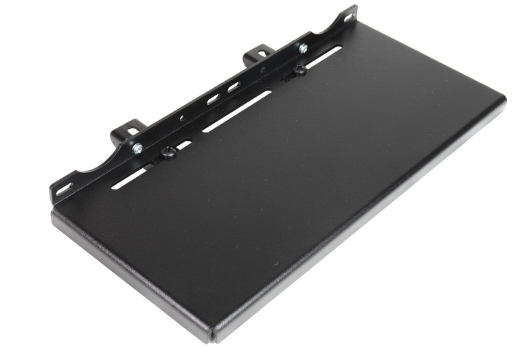 Accel Pedal Board Side Extension (Adjustable) with Mounting Hardware