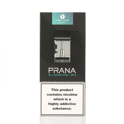 LOST VAPE Prana Replacement Pod