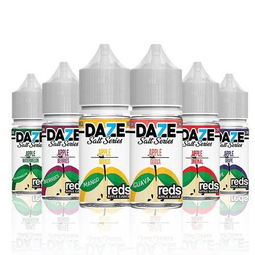 7Daze REDS Salt Series 30mL