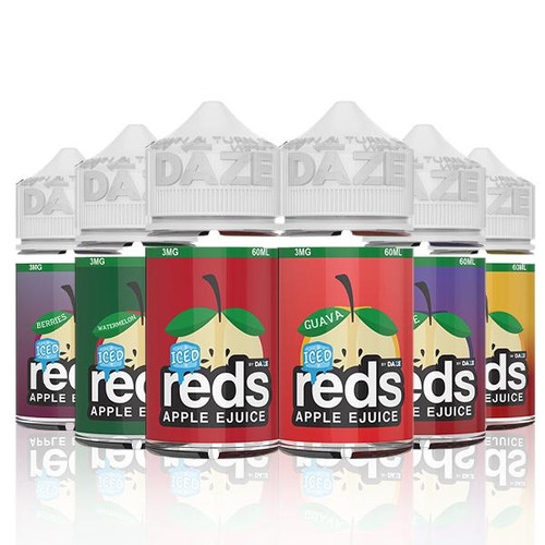 7Daze REDS ICE Series 60mL