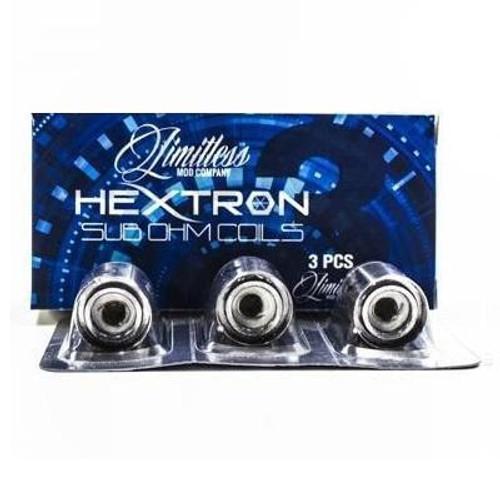 LIMITLESS MOD CO LMC Hextron Replacement Coils