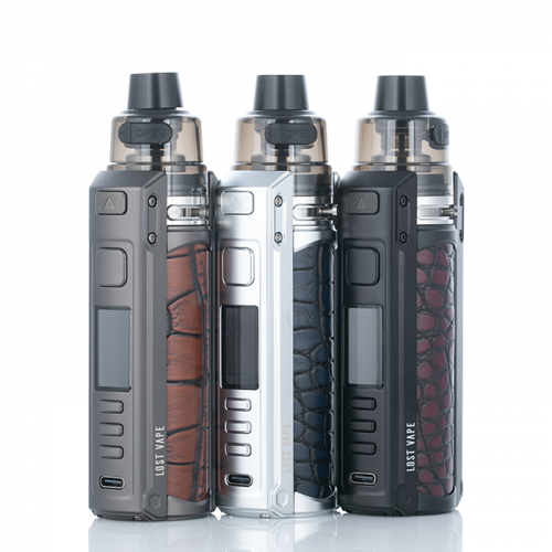 LOST VAPE URSA QUEST 100W POD MOD KIT
