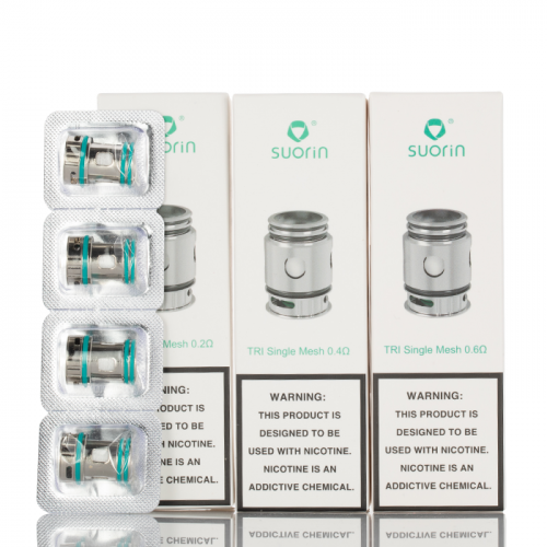 SUORIN TRIDENT REPLACEMENT COILS