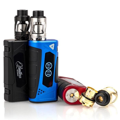 LIMITLESS MOD CO Redemption 80w starter Kit