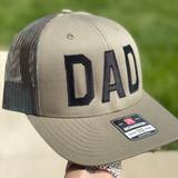 Men's Hat - Dad Camo