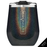 Brumate MuV Wine Tumbler - Glitter Charcoal