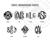 Holographic Vinyl Decal