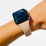 Skinny Silicone Apple Watch Band