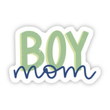 Boy Mom Hydroflask Sticker