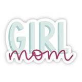 Girl Mom Hydroflask Sticker