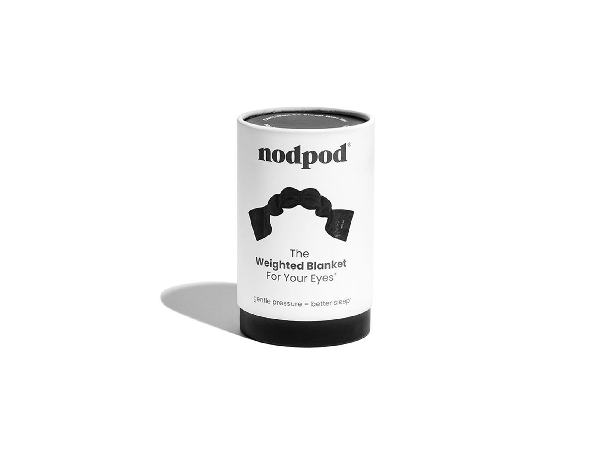 Nodpod Weighted Eye Blanket