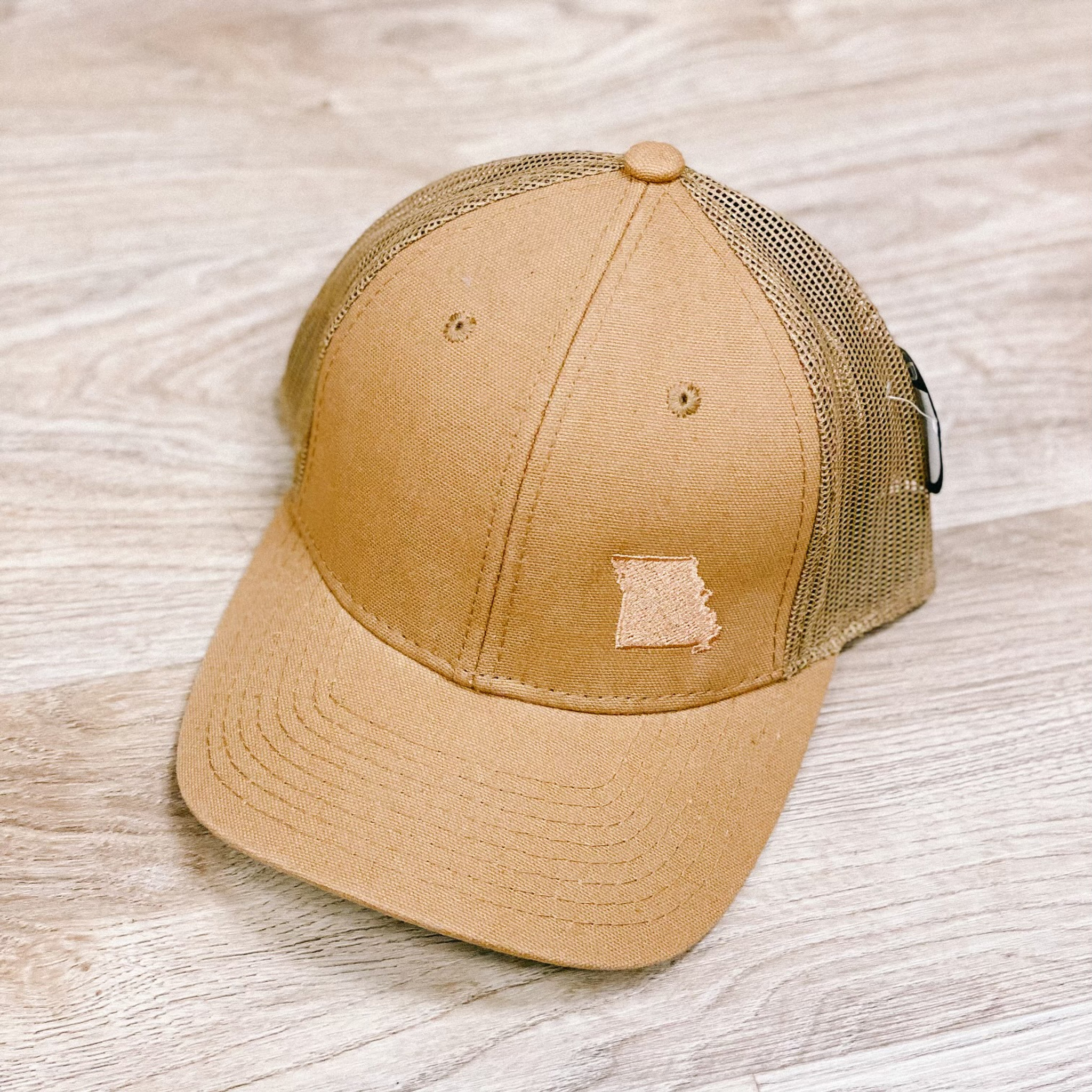 Camel Men's MO Hat