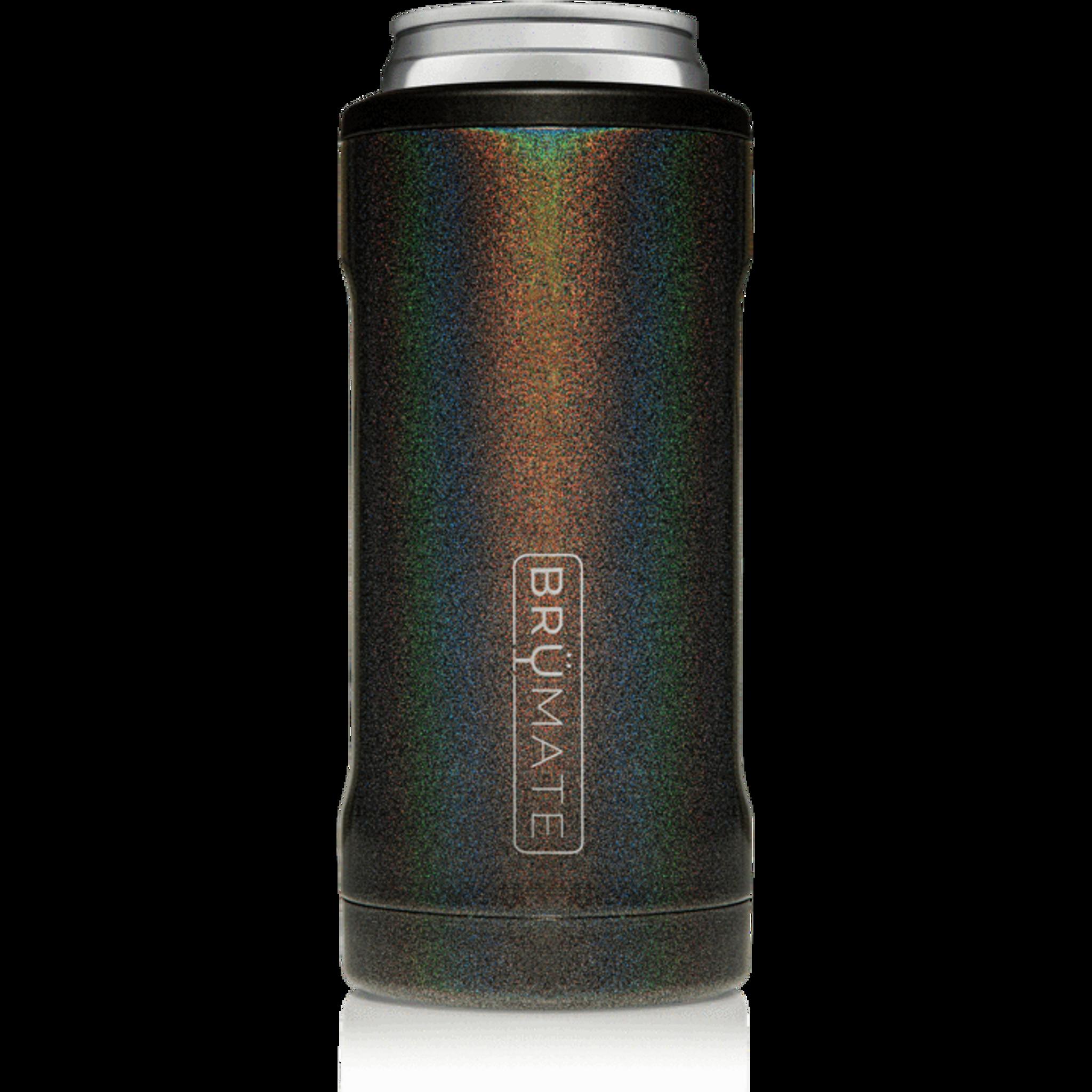 Brumate Slim Hopsulator - Glitter Charcoal
