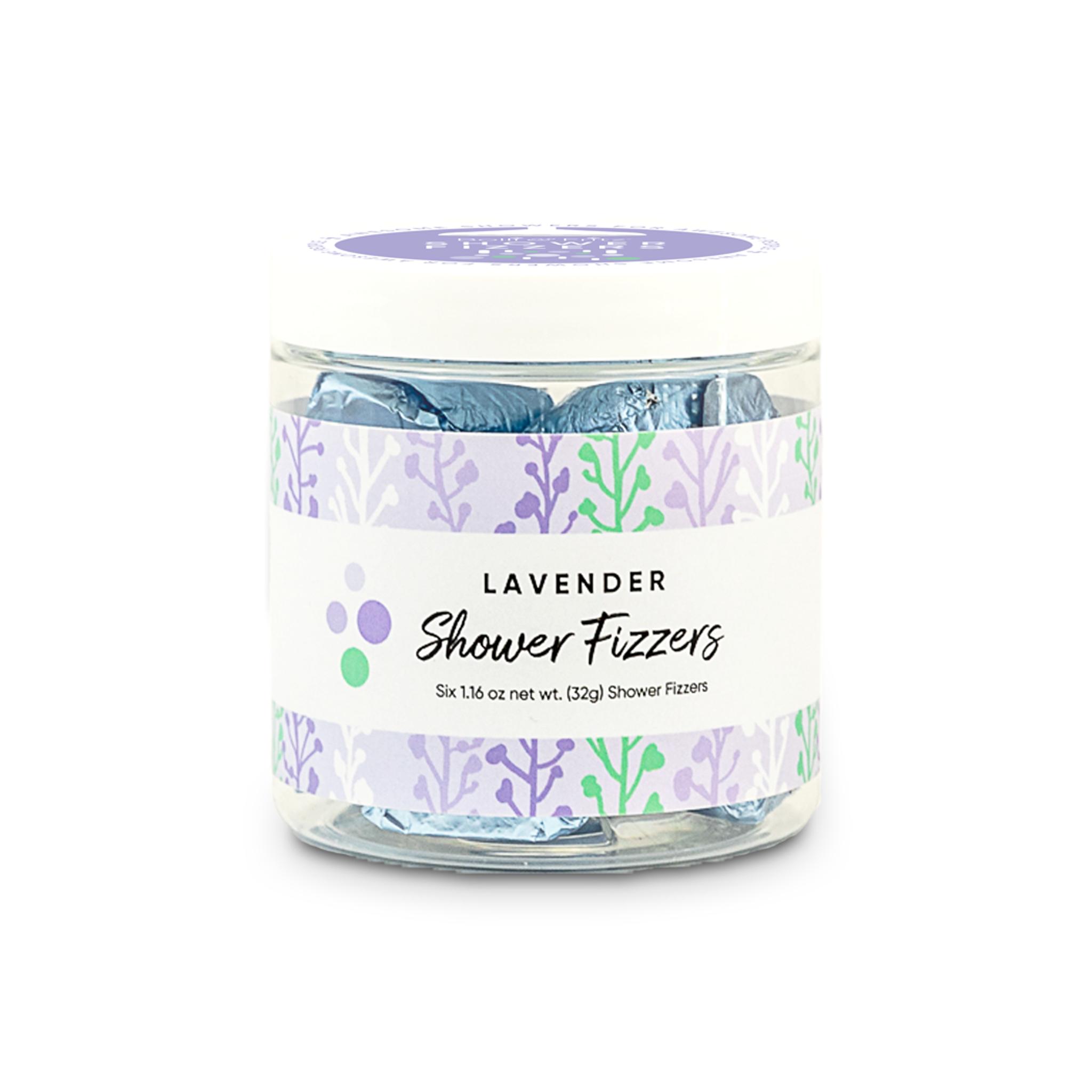 Shower Fizzer Tub - Lavender