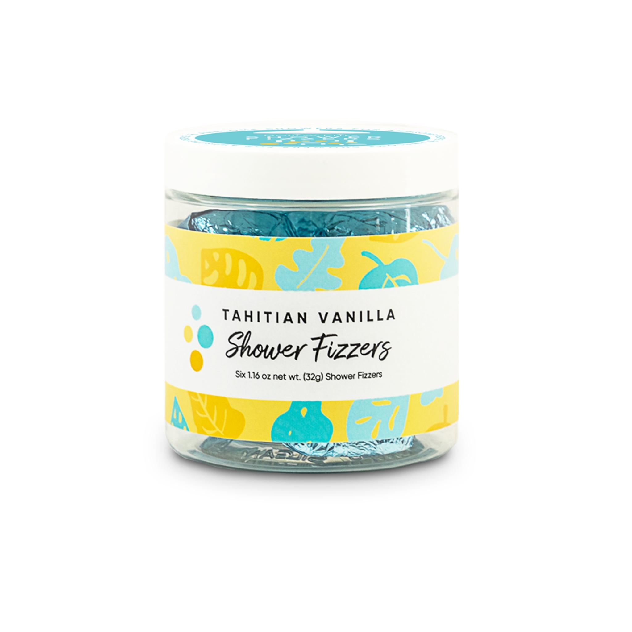 Shower Fizzer Tub - Tahitian Vanilla