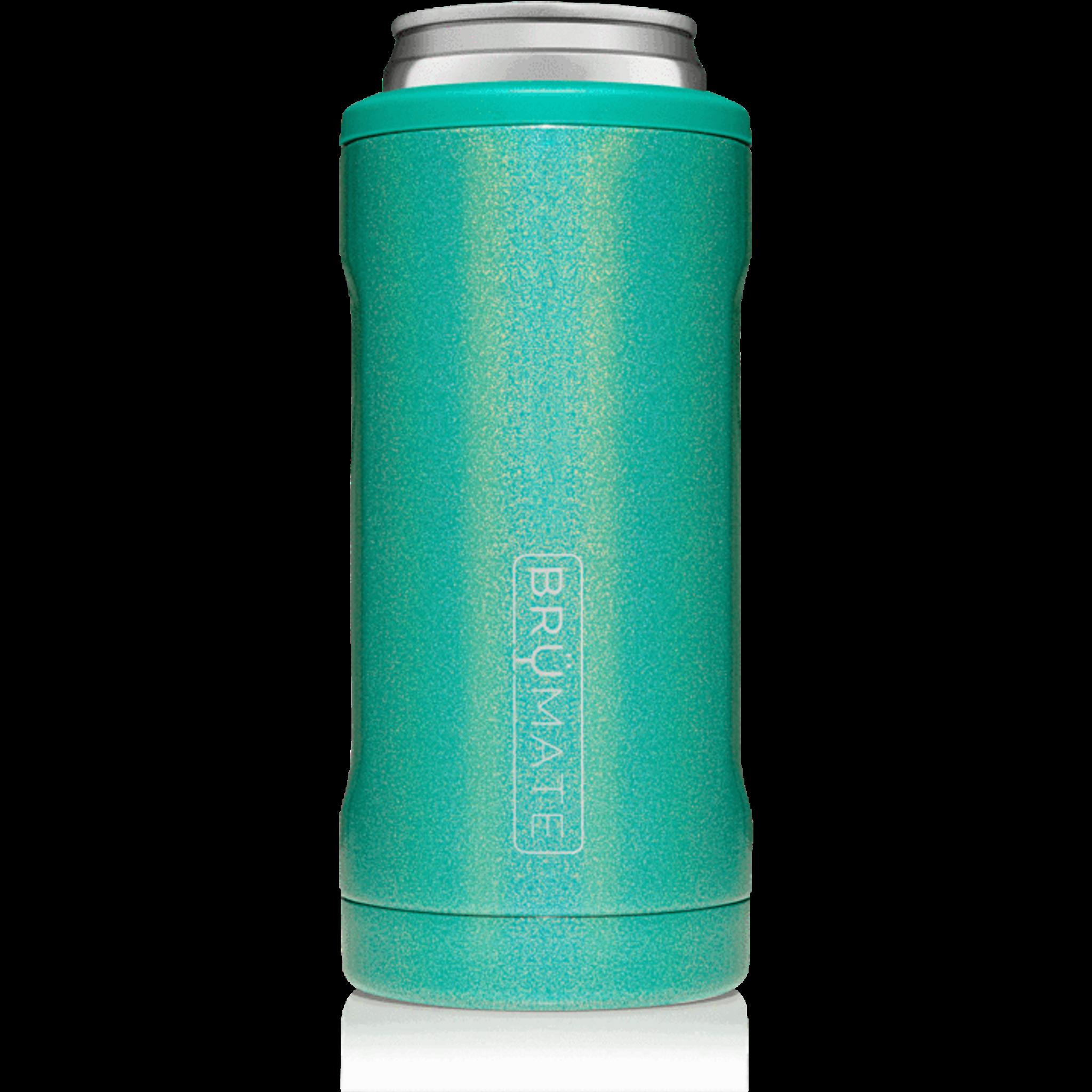 Brumate Slim Hopsulator - Glitter Peacock