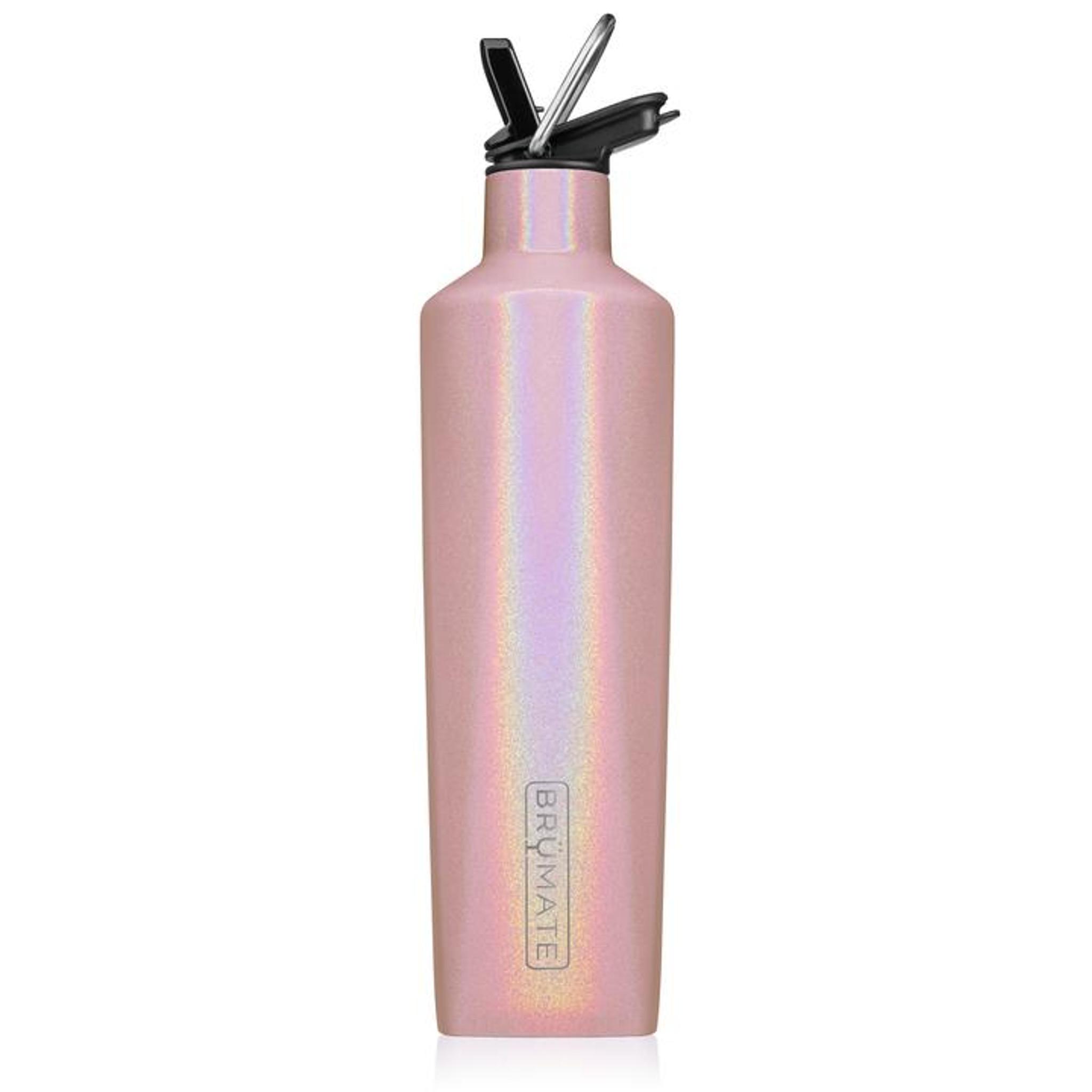 Brumate Rehydration Bottle - Glitter Blush