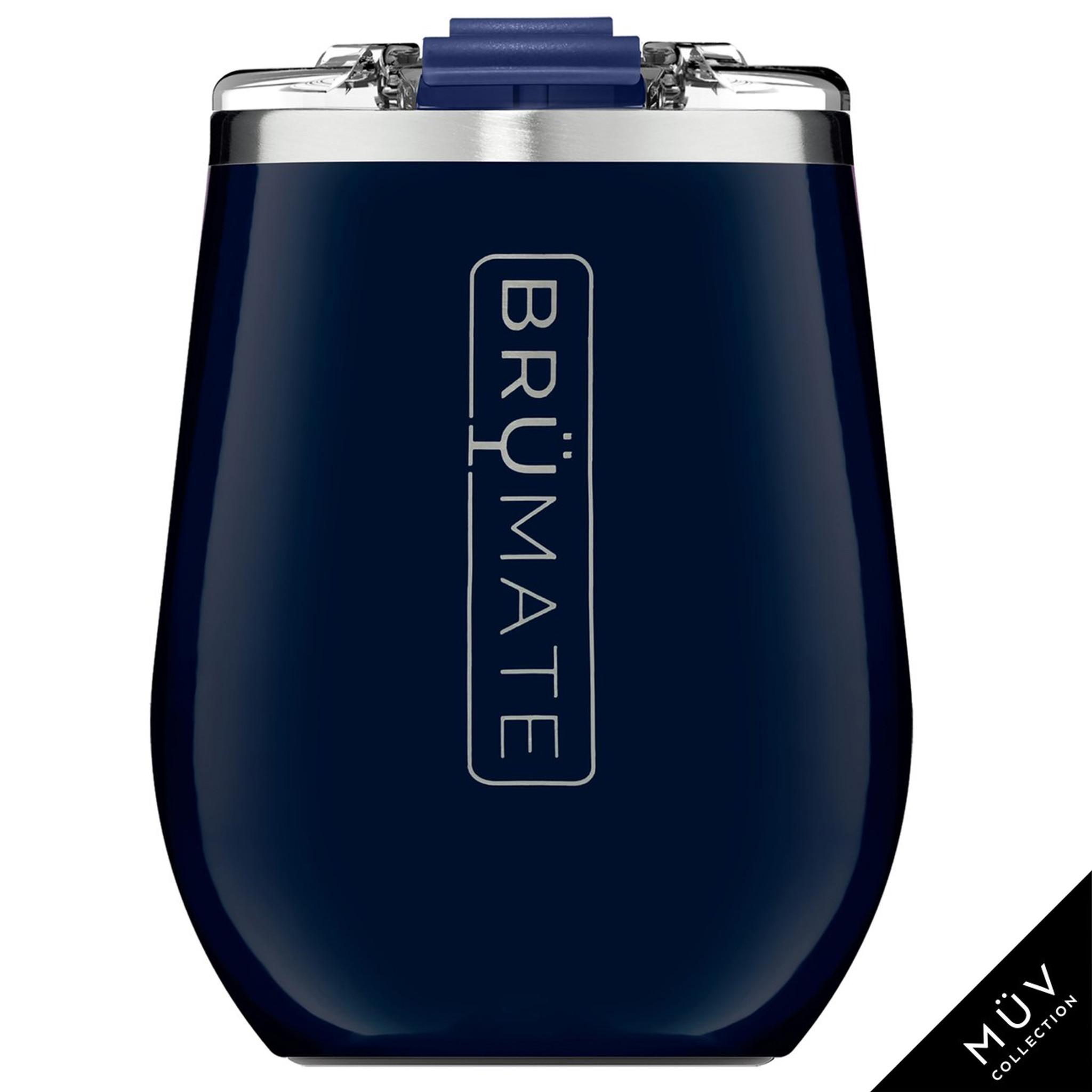 Brumate MUV Wine Tumbler - Navy
