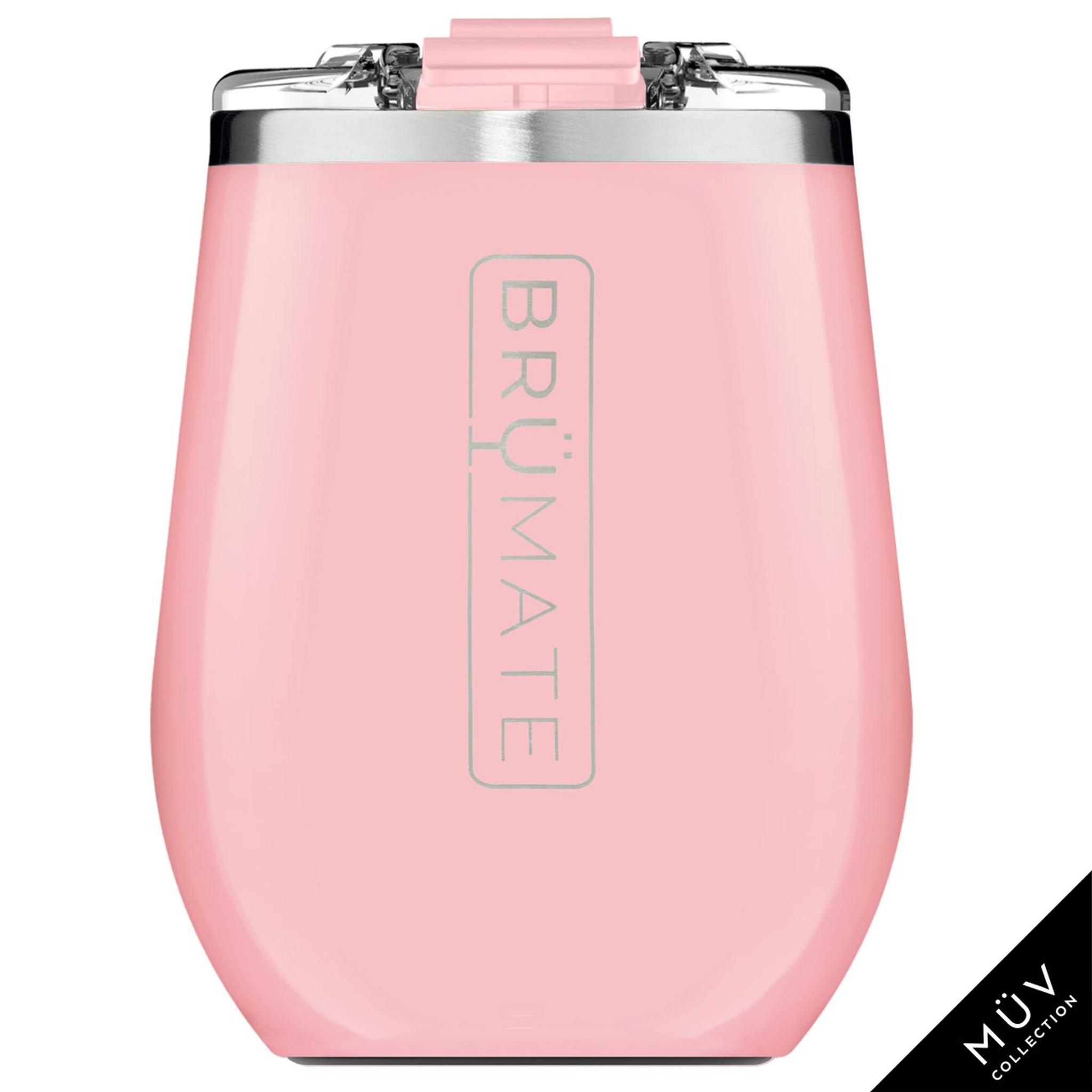 Brumate MuV Wine Tumbler - Blush