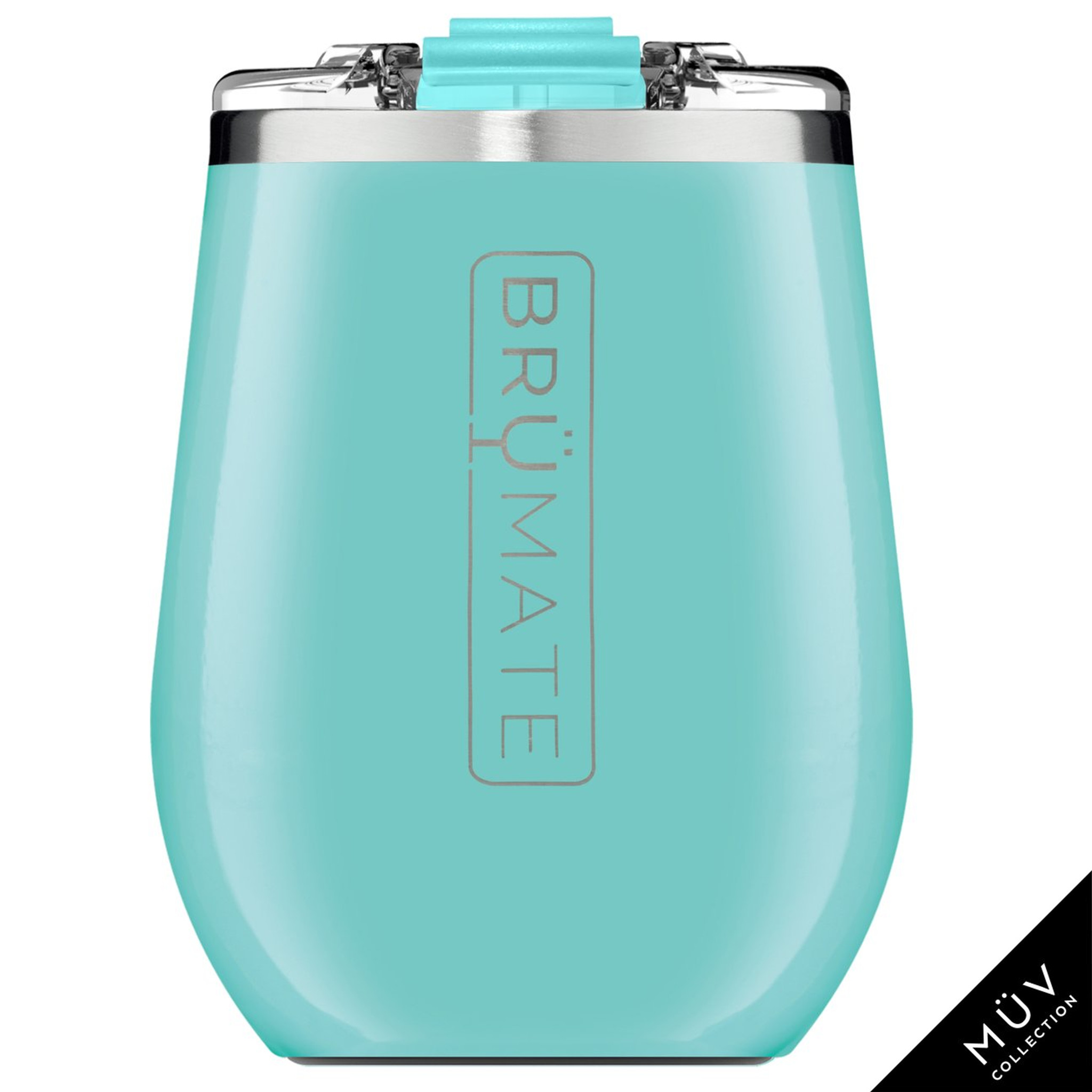 Brumate MuV Wine Tumbler - Aqua