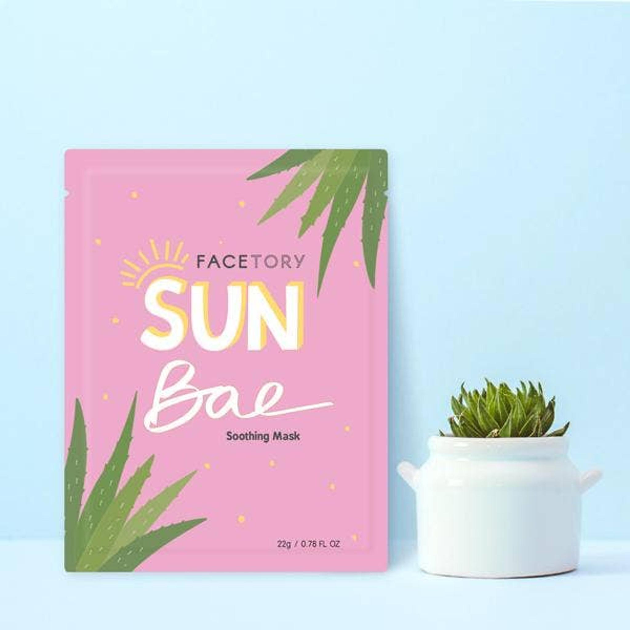 Sun Bae Facetory Sheet Masks