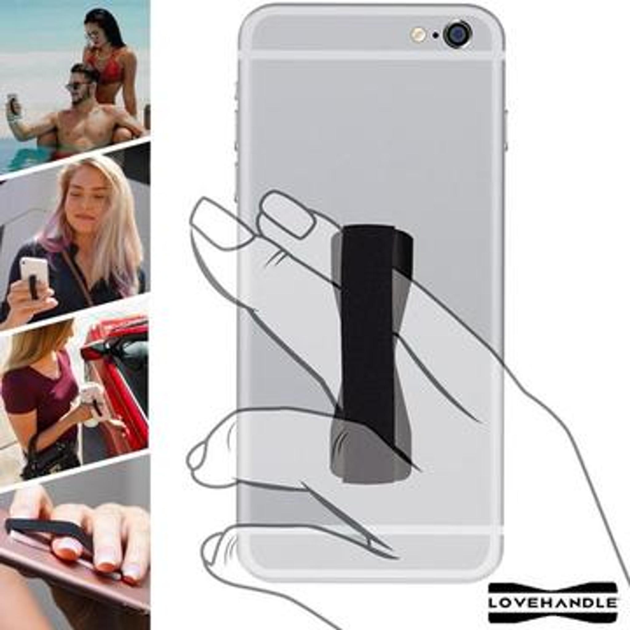 Love Handle Phone Grip - Paws
